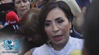 Así fue el primer día de Rosario Robles en el Reclusorio