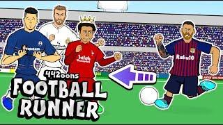 ⚽️⬅️🏃♂️442oons Football Runner!⚽️⬅️🏃♂️