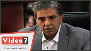 وزير البيئة يسلم محافظ الإسكندرية خطة إدارة المنطقة الساحلية ويصفه بـ
