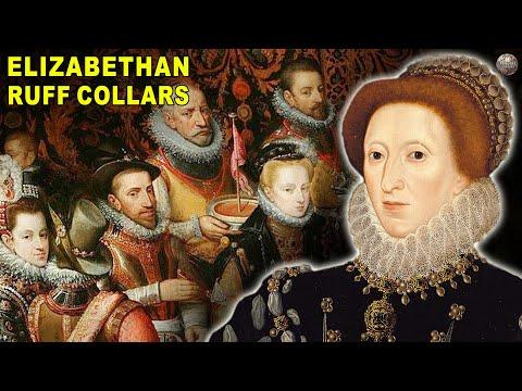 Why Elizabethan Collars Were Such a Big Fashion Statement