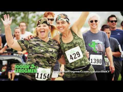 Joggin' for Frogmen Louisville