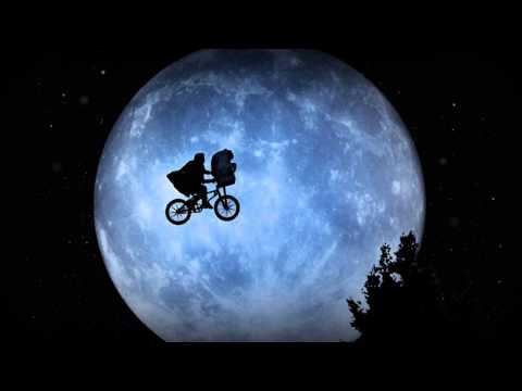 """""""Flying Theme"""" from E.T. The Extra-Terrestrial (1982) by John Williams - 800% Slower"""