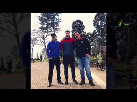 University of Northampton - видео отзыв довольного студента из Узбекистана