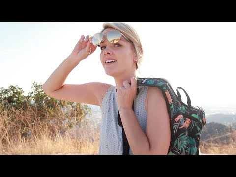 WHAT I CARRY HIKING | DAY HIKE + MT WHITNEY PREP
