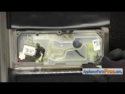 How To: Whirlpool/KitchenAid/Maytag Dispenser Assembly WPW10199696