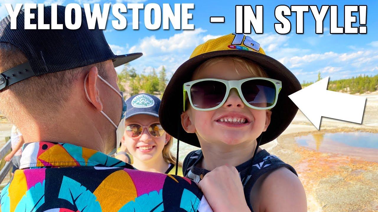 Family Fun Pack in YELLOWSTONE!
