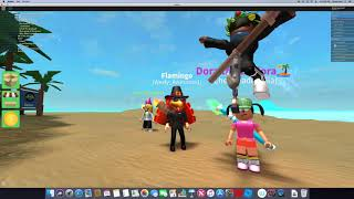 I WON!!!!! Survivor- Roblox with Cupcakelps654