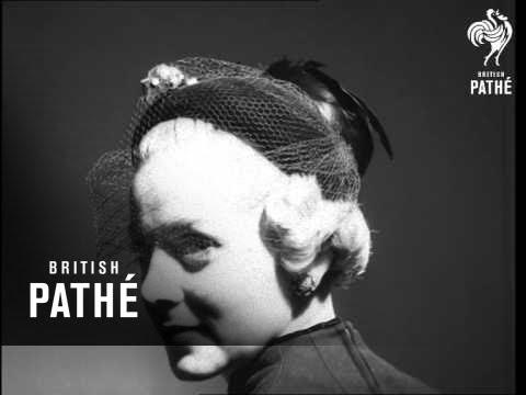 Lady Newborough Hat Fashions (1950-1959)