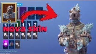 FORTNITE-I GOT THE MYSTERIOUS SKIN 7 SEASON!!!!!!!!