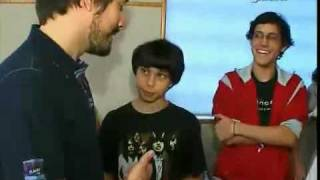 Filhos de Frejat e George Israel fazem banda juntos