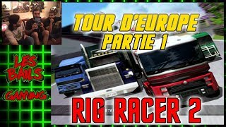 RIG RACER 2 (PS2) - GAMING SOUPE - LES BAILS