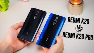 Redmi K20 (Mi 9T) vs Redmi K20 Pro 🔥 Стоит ли платить больше?