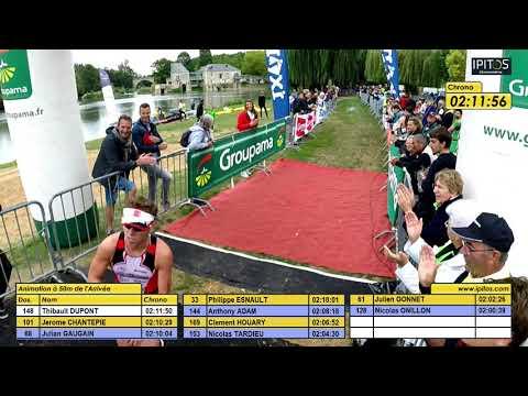 Triathlon de Villevêque M