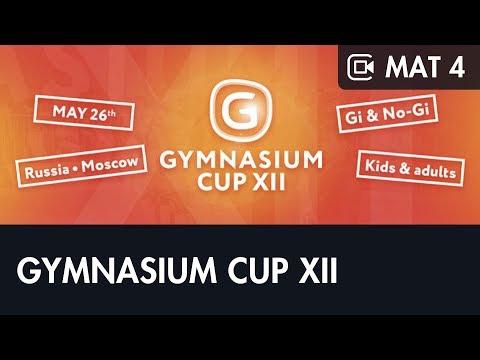 Mat 4 – GYMNASIUM CUP XII