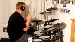 Addicted to Love - Robert Palmer (Drum Cover)