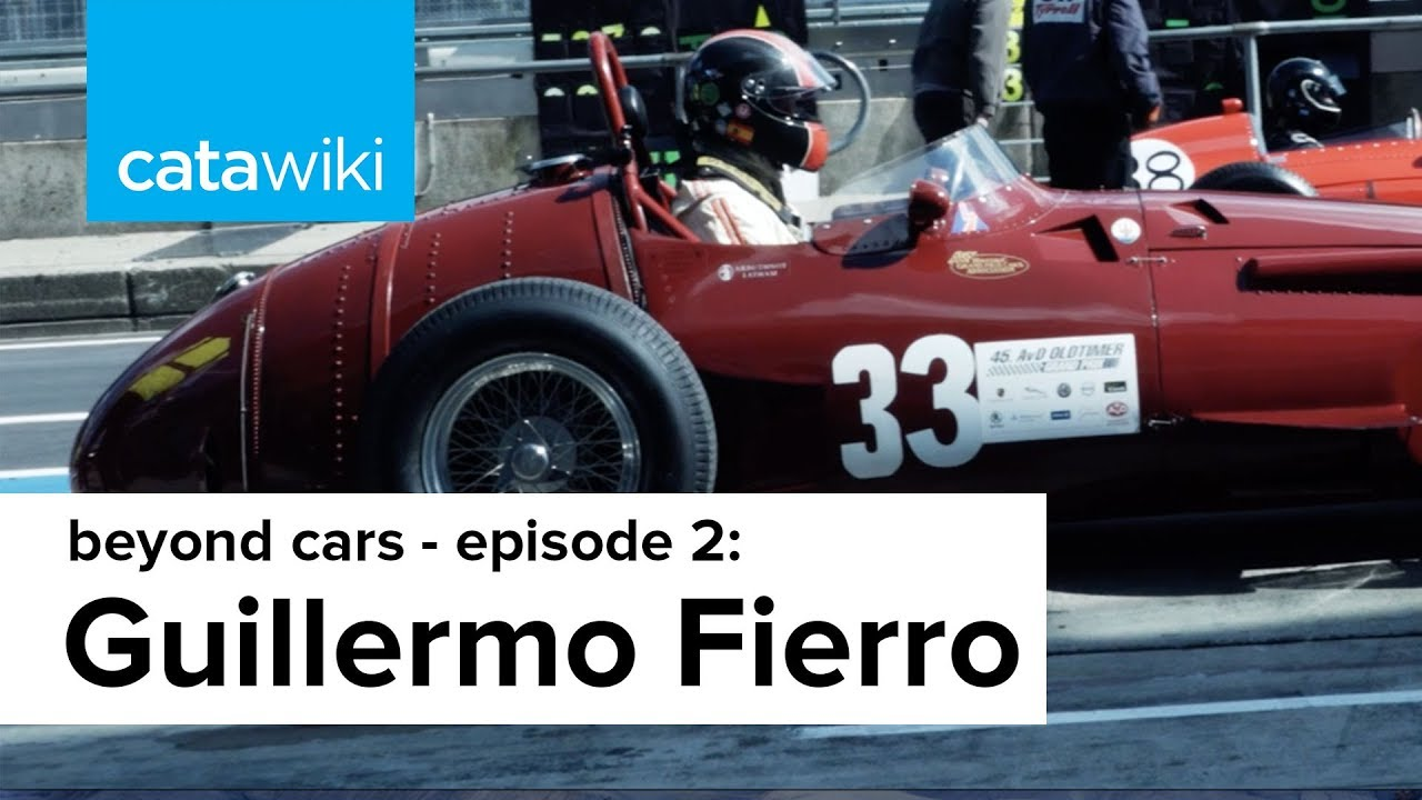 Beyond Cars Guillermo Fierro Maserati 250f Youtube