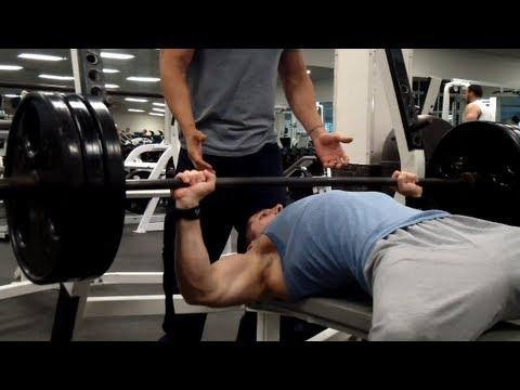 how to get bigger pecs
