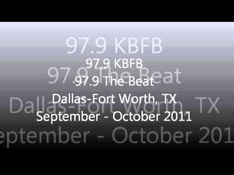 Texas Rhythmic & CHR Top 40 Aircheck Samples 2011-2012 Part 6