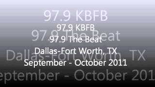Texas Rhythmic & CHR Top 40 Aircheck Samples 2011-2012 Part 6