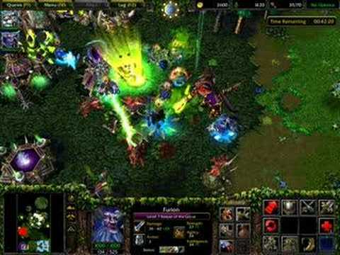 Dota Defense Of The Ancients By Basshunter Warcraft Iii Youtube