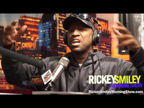 Rickey Smiley Shares Testimony On Letting People Go In Order To Grow