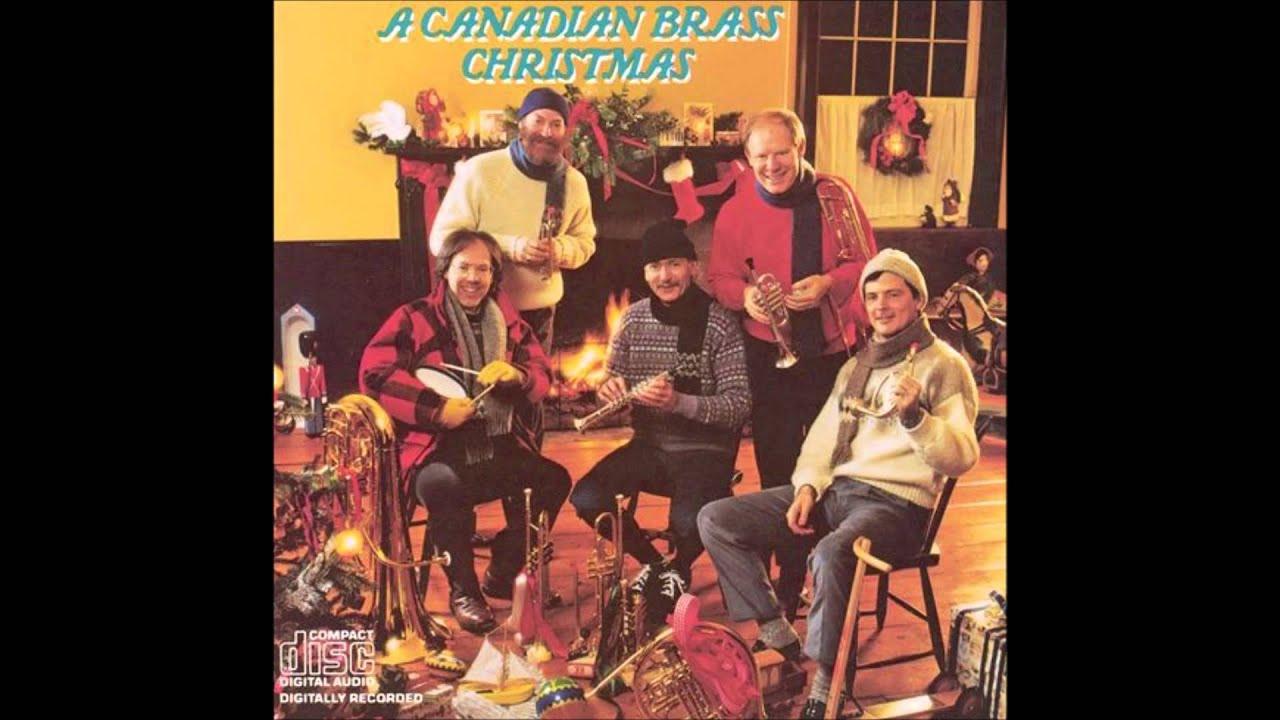 The Huron Carol : Canadian Brass Christmas - YouTube