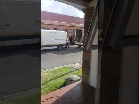 Cigarette truck robbed from cargo in South Africa