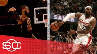 LeBron James: The King of no-look passes | SportsCenter | ESPN