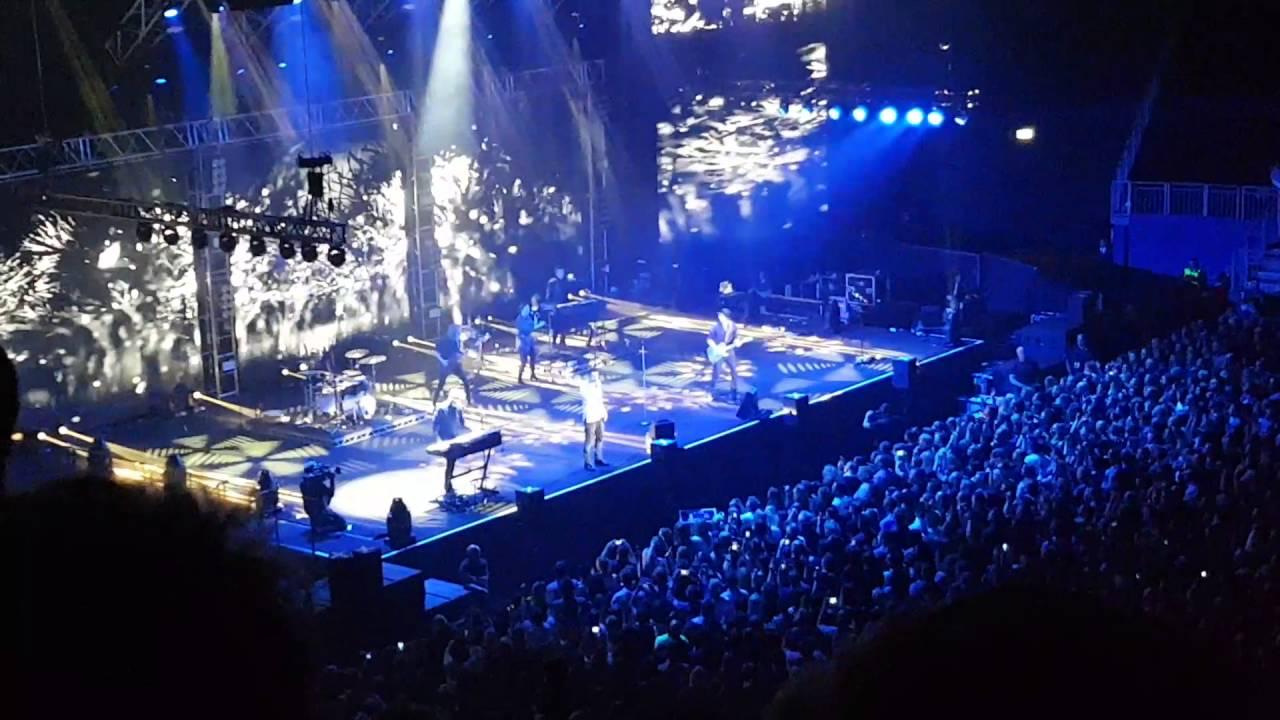 Hannover, Tui Arena, 17. November