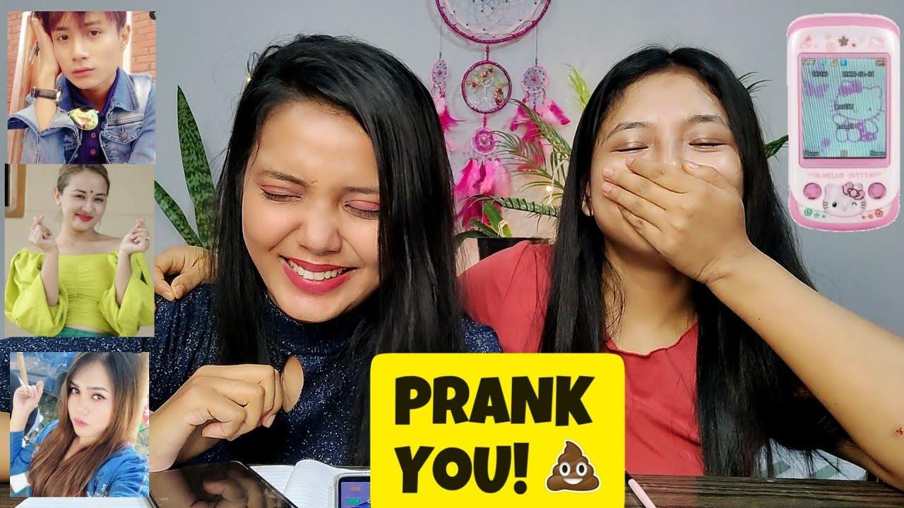 PRANK CALL ftGIPPER ftRAVA ftNARU| YA HIGATPA ANINA TOURABANINA FAIL NE PURA|TERESA MEINAM #manipur