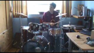 decyfer down crash drum cover by stefan stefanovic