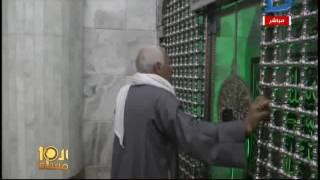 العاشرة مساء| خادم ضريح الإمام يحيى يكشف الأسرار الكونية لظهور الأنبياء داخل المقام