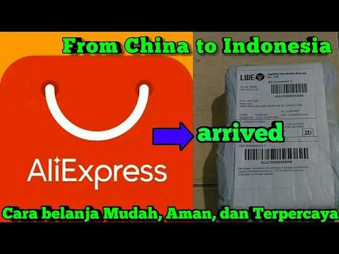 IMPOR Barang Dari Aliexpress Menggunakan Metode Pembayaran Doku Wallet.