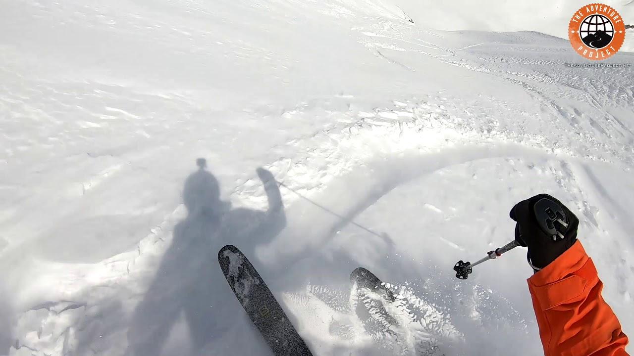 Gudauri Powder Skiing