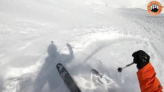 Gudauri Powder Skiing