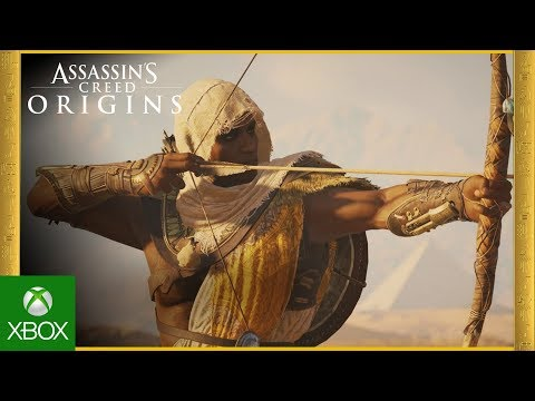 Assassin's Creed Origins Birth of the Brotherhood Trailer | Ubisoft [US]