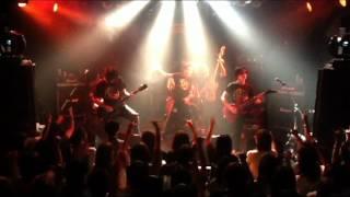 2012年9月10日渋谷ルイードK2にて行われた、偽聖飢魔Ⅱ、黒ミサより。 音...