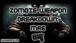 Black Ops 3 Zombie Weapon Breakdown: MR6!!