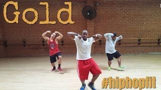 "Kiiara ""GOLD"" |By. Mike Peele #HipHopFit Choreography"