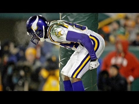 Vikings vs. Packers Grudge Match | Brett Favre vs. Randy Moss | NFL