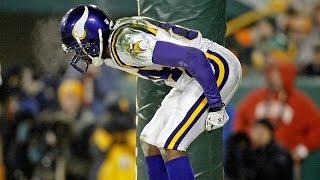 Vikings vs. Packers Grudge Match | Brett Favre vs. Randy Moss | NFL