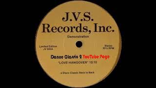 Diana Ross - Love Hangover (Extended Full Mix)