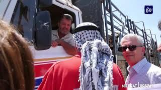 """قوات الاحتلال تقمع """"حملة المقاطعة"""" على حاجز بيتونيا -(6-8-2019)"""