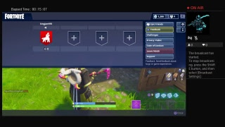 Fortnite TBB Kingjam993 NEW CLAN (Team build bots )