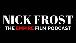 Nick Frost | Interview - JOSS WHEDON, THE NEVERS, FILMING & MORE