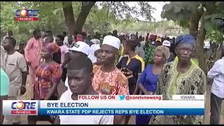 KWARA PDPREJECTS REP BYE ELECTION AS APC CELEBRATE VICTORY...!