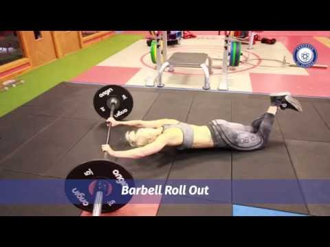 Barbell Rollout Tutorial