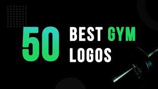 50 Best Gym Logos | Latest Gym Logos