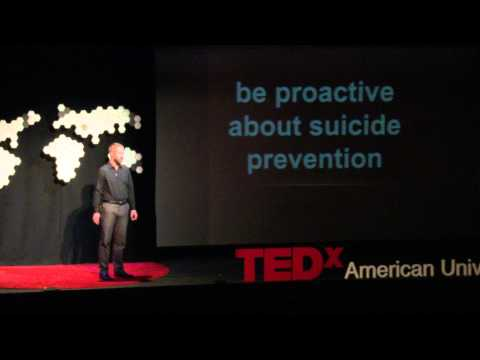 Preventing Suicide before we see the Signs | Timothy Lawson | TEDxAmericanUniversity