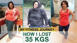 My Weight Loss Journey: How I Lost 35 Kgs | Fat to Fit | Fit Tak